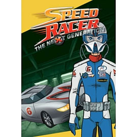 Speed Racer: The Next Generation Volume 3 Books