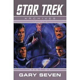 Star Trek Archives Volume 3: The Gary Seven Collection Books