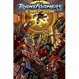 The Transformers: Energon Volume 1 Books