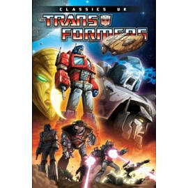 Transformers Classics UK Volume 1 Books