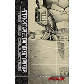 Transformers: The IDW Collection Volume 4 Books
