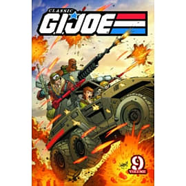 Classic G.I. Joe Volume 9 Books
