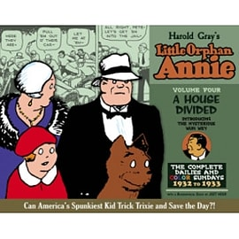 Complete Little Orphan Annie Volume 4 Books