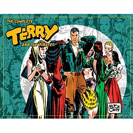 Complete Terry And The Pirates Volume 3: 1939-1940 Books