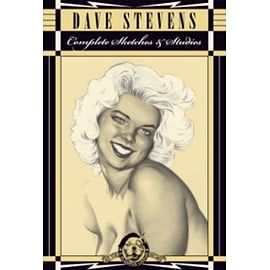 Dave Stevens: The Complete Sketchbook Collection Books
