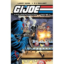 G.I. Joe: A Real American Hero Volume 2 TP Books
