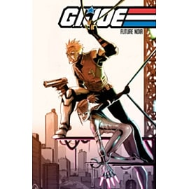 G.I. Joe: Future Noir Volume 1 Books