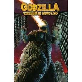Godzilla: Kingdom of Monsters Volume 1 Books