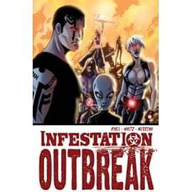 Infestation: Outbreak Books