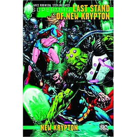 Superman Last Stand Of New Krypton HC Vol 02 Books