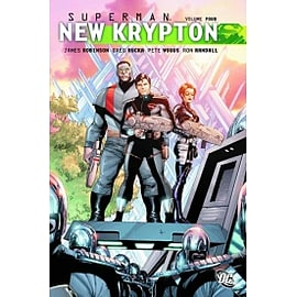 Superman New Krypton TP Vol 04 Books