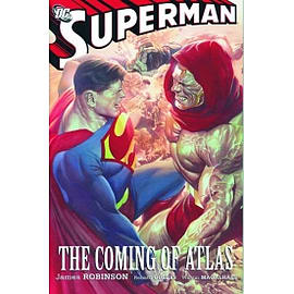 Superman The Coming Of Atlas TP Books