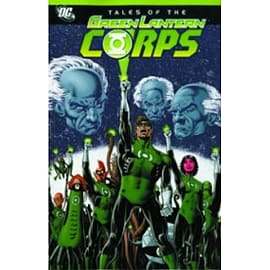 Tales Of The Green Lantern Corps TP Vol 01 Books