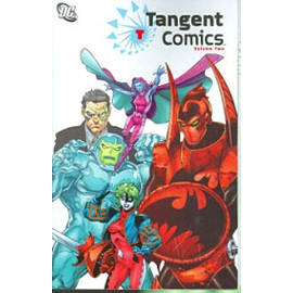 Tangent Comics TP Vol 02 Books