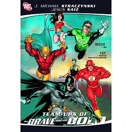 Team Ups Of The Brave And The Bold TP Books