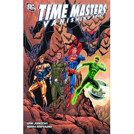Time Masters Vanishing Point TP Books