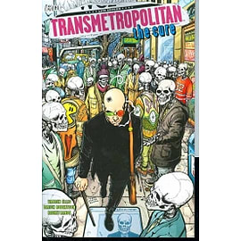 Transmetropolitan TP Vol 09 The Cure Books