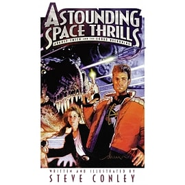 Astounding Space Thrills: Argosy Smith and the Codex Reckoning Books