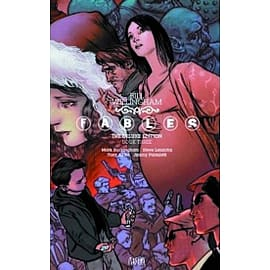Fables Deluxe Edition HC Vol 03 Books