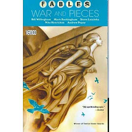 Fables TP Vol 11 War And Pieces Books