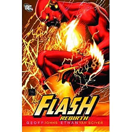 Flash Rebirth TP Books