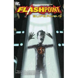 Flashpoint World Of Flashpoint Superman TP Books