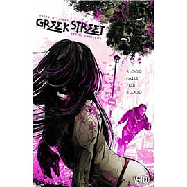 Greek Street TP Vol 01 Blood Calls For Blood Books
