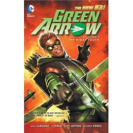 Green Arrow TP Vol 01 The Midas Touch Books