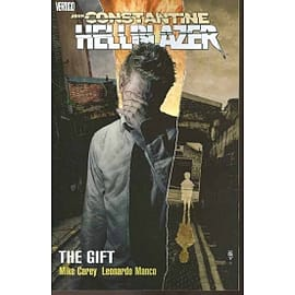 Hellblazer The Gift TP Books