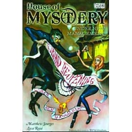 House Of Mystery TP Vol 05 Under New Management Books