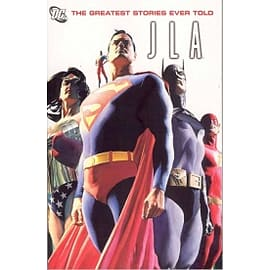 Jla The Greatest Stories Ever Told TP Books