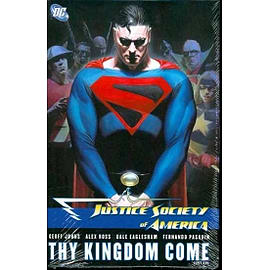 Jsa HC Vol 02 Thy Kingdom Come Part 1 Books