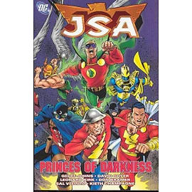 Jsa TP Vol 07 Prince Of Darkness Books