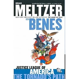 Justice League Of America TP Vol 01 Tornados Path Books