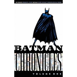 Batman Chronicles TP Vol 01 Books