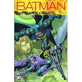 Batman No Mans Land TP Vol 01 New Edition Books