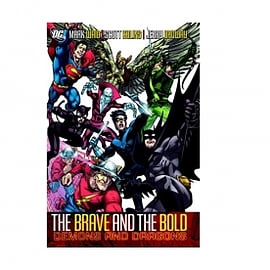 Brave And The Bold HC Vol 03 Demons And Dragons Books