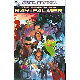 Countdown Presents Search For Ray Palmer TP Books