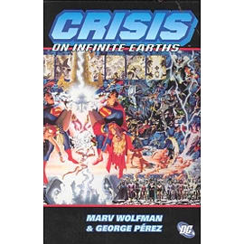 Crisis On Infinite Earths TP Books