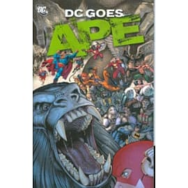 Dc Comics Goes Ape TP Books