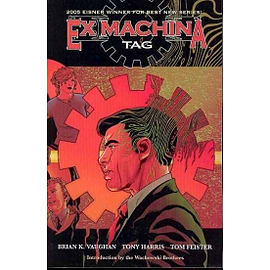 Ex Machina TP Vol 02 Tag Books