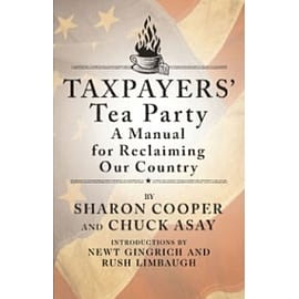 Taxpayers' Tea Party Books