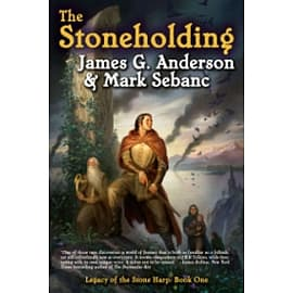 The Stoneholding: Legacy Of The Stone Harp Book One Books
