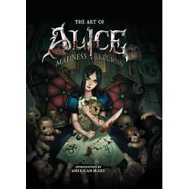 The Art of Alice: Madness Returns Books