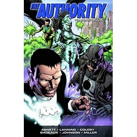Authority Rule Brittania TP Books