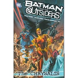 Batman And The Outsiders TP Vol 01 The Chrysalis Books