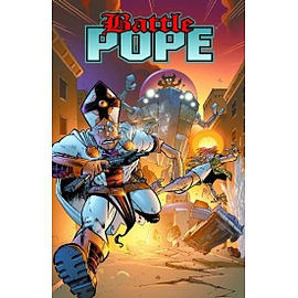 Battle Pope Volume 4: Wrath Of God Books