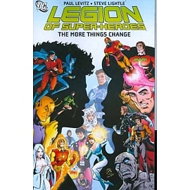 Legion Of Super-heroes The More Things Change TP Books