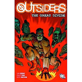 Outsiders The Great Divide TP Books