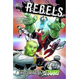 Rebels TP Vol 01 The Coming Of Starro Books